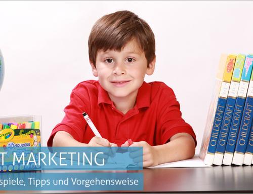 Content Marketing – Grundlagen, Tipps und Vorgehensweise