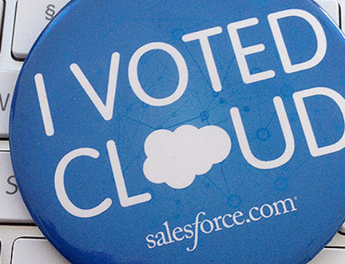 Salesforce1 World Tour in München – The Internet of Customers