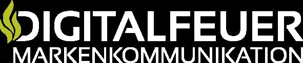 Digitalfeuer Logo invers