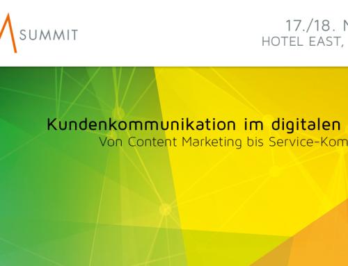 D2M SUMMIT – Konferenz zu Kundenkommunikation im digitalen Zeitalter | 20%-Rabattaktion